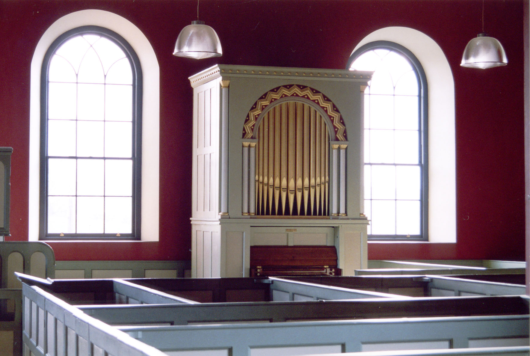 Pipe Organ Preservation Co Leckpatrick Co Tyrone